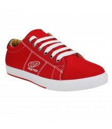 Vostro Tetra Red Men Casual Shoes - VCS1044-40
